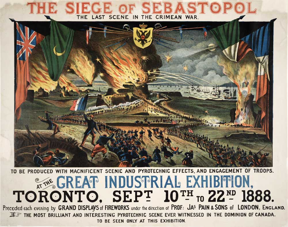 1888 Exhibition Poster
