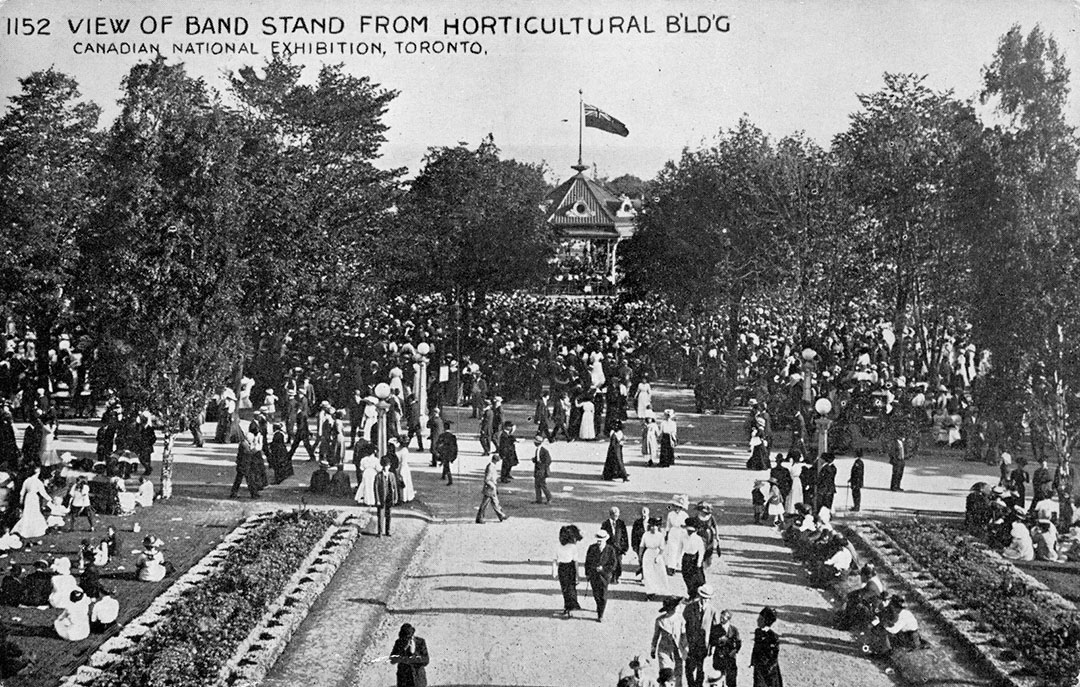 Band Stand, 1900's