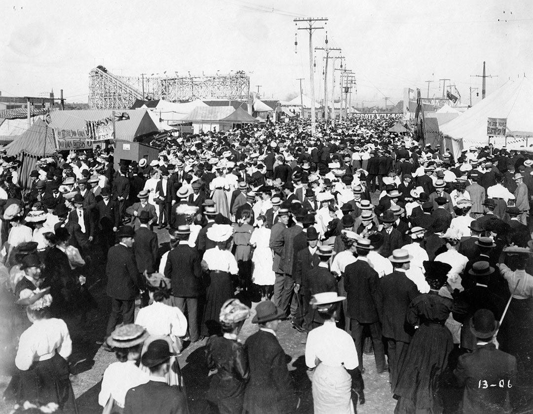 CNE Midway, 1906