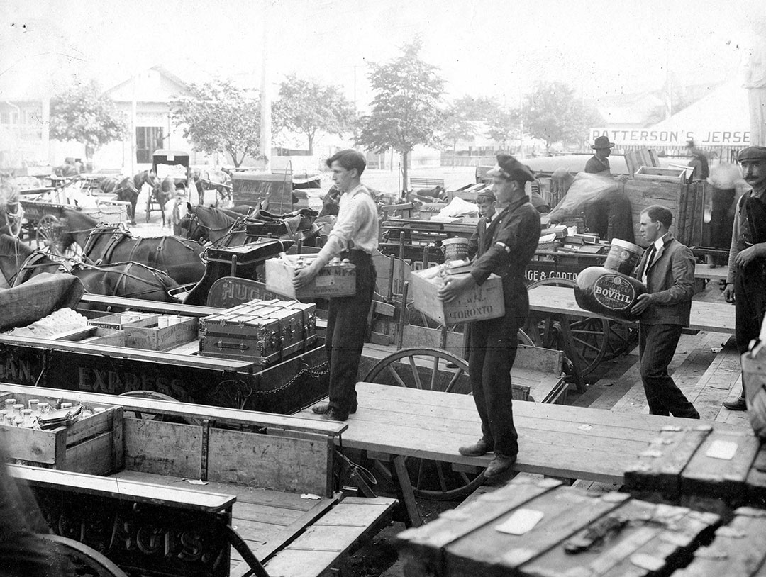 Load Out, 1906