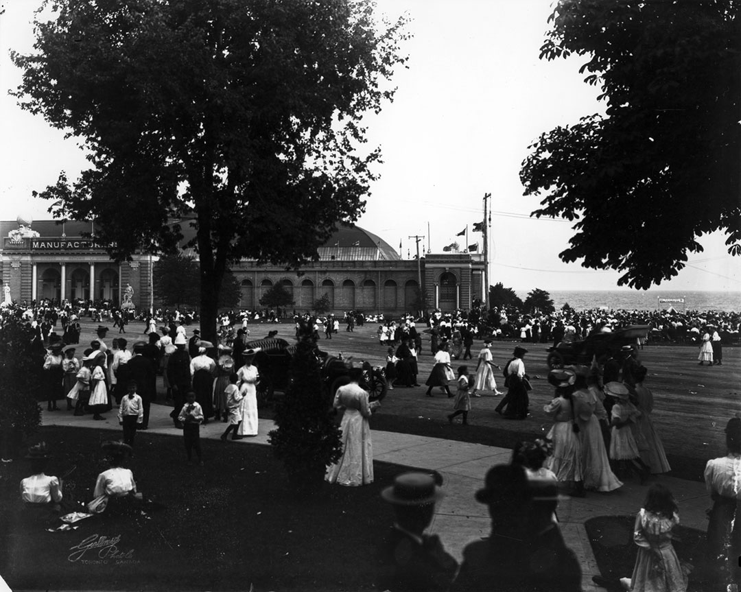 CNE Grounds 1900s