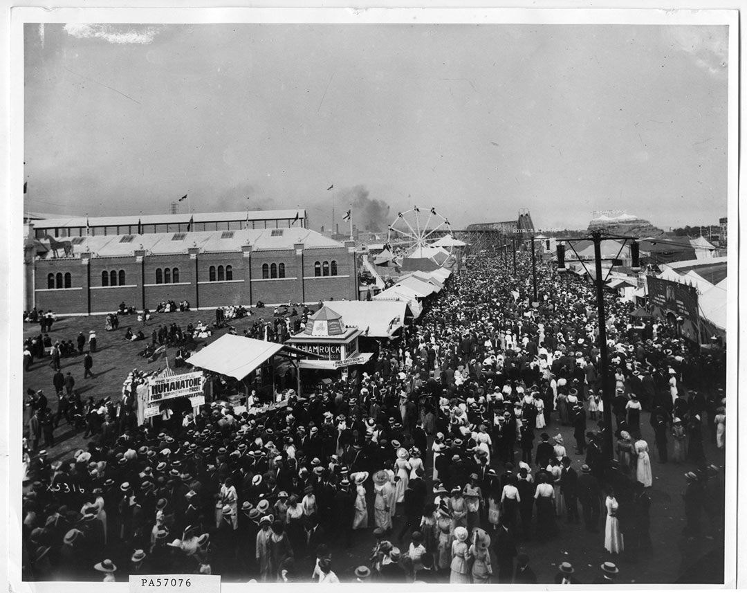 Midway (ca. 1900's)