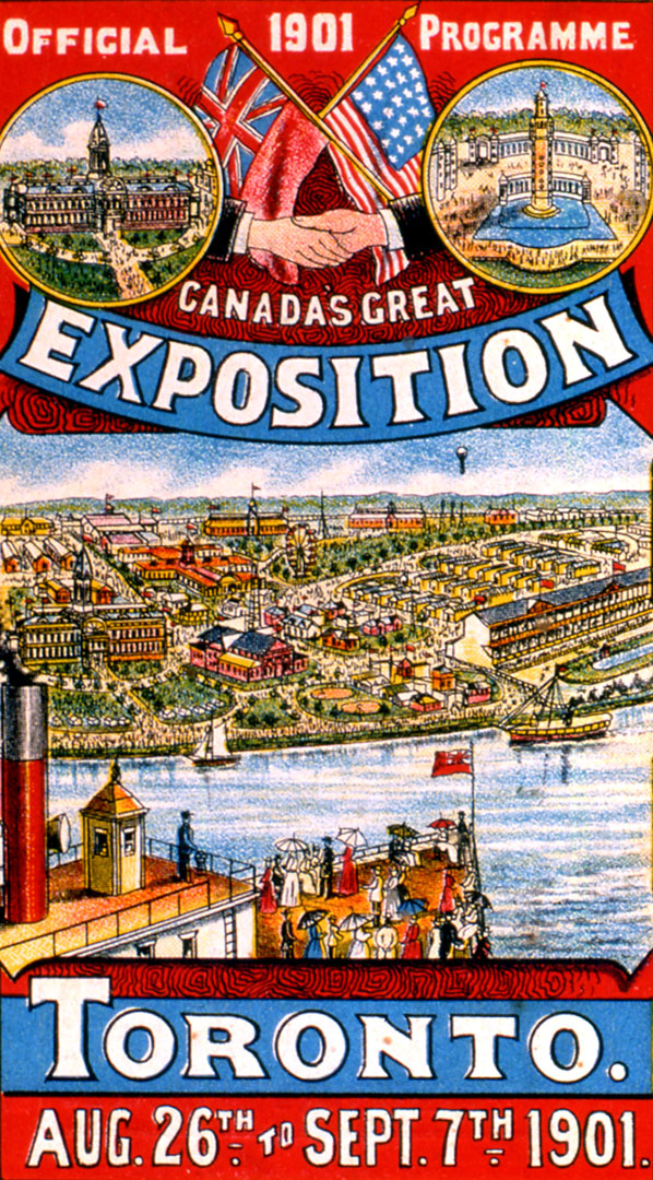 1901 Programme Cover