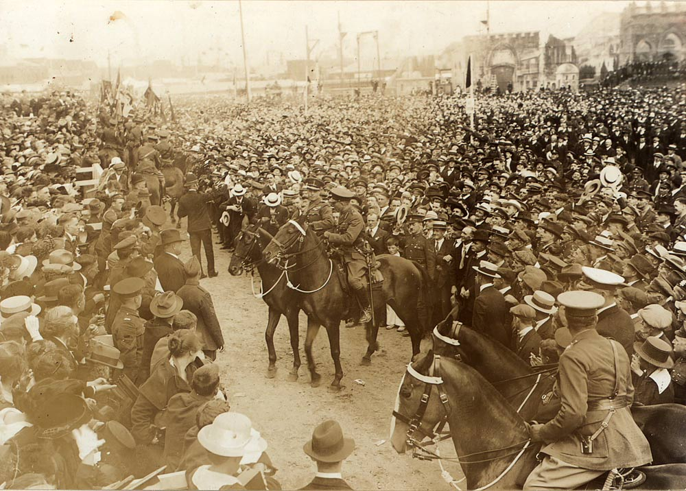 Prince Of Wales At The CNE, 1919