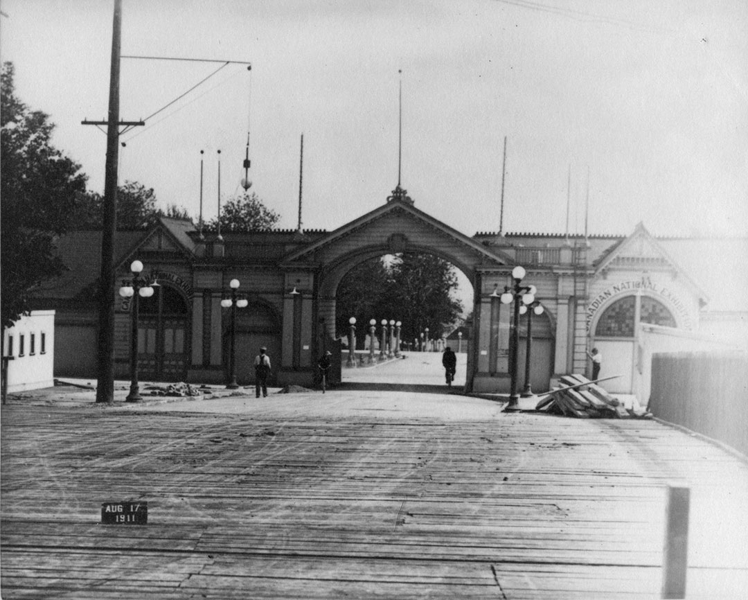 Dufferin Gate 1911