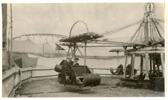 CNE Midway Ride, 1919