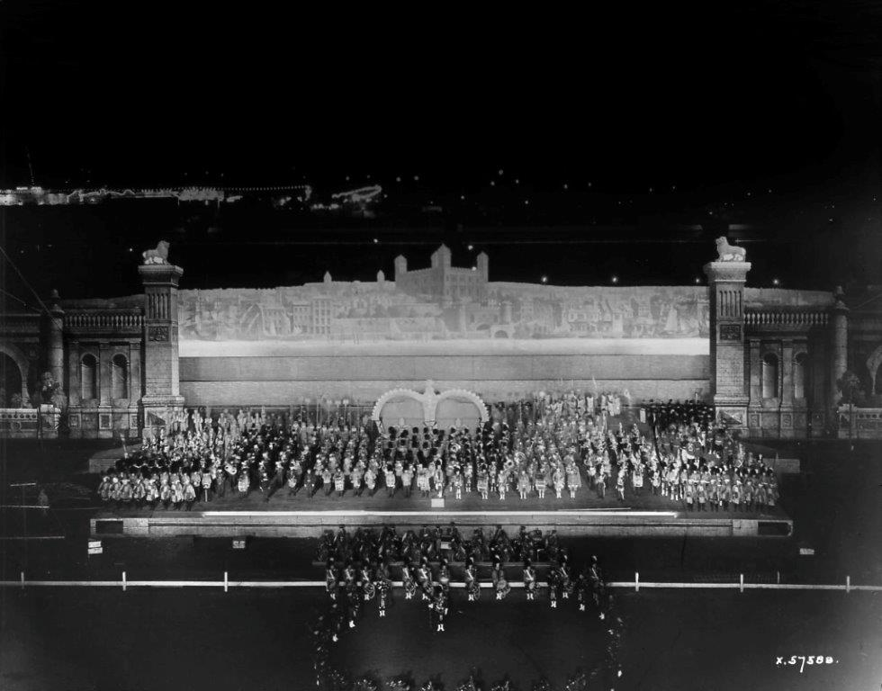 Grand Stand Spectacle, ca. 1929