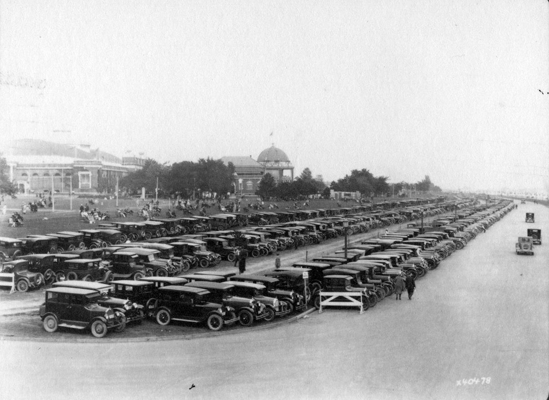 Lake Shore Blvd, 1928