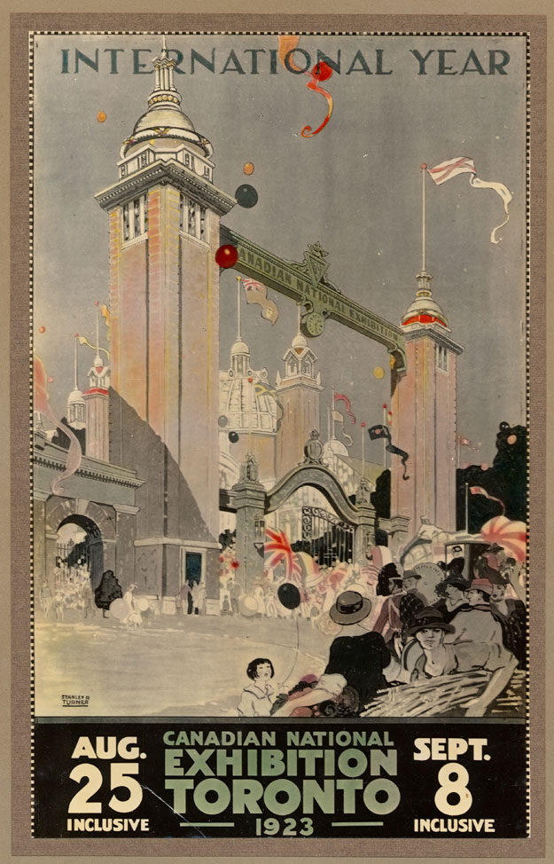 1923 CNE Poster