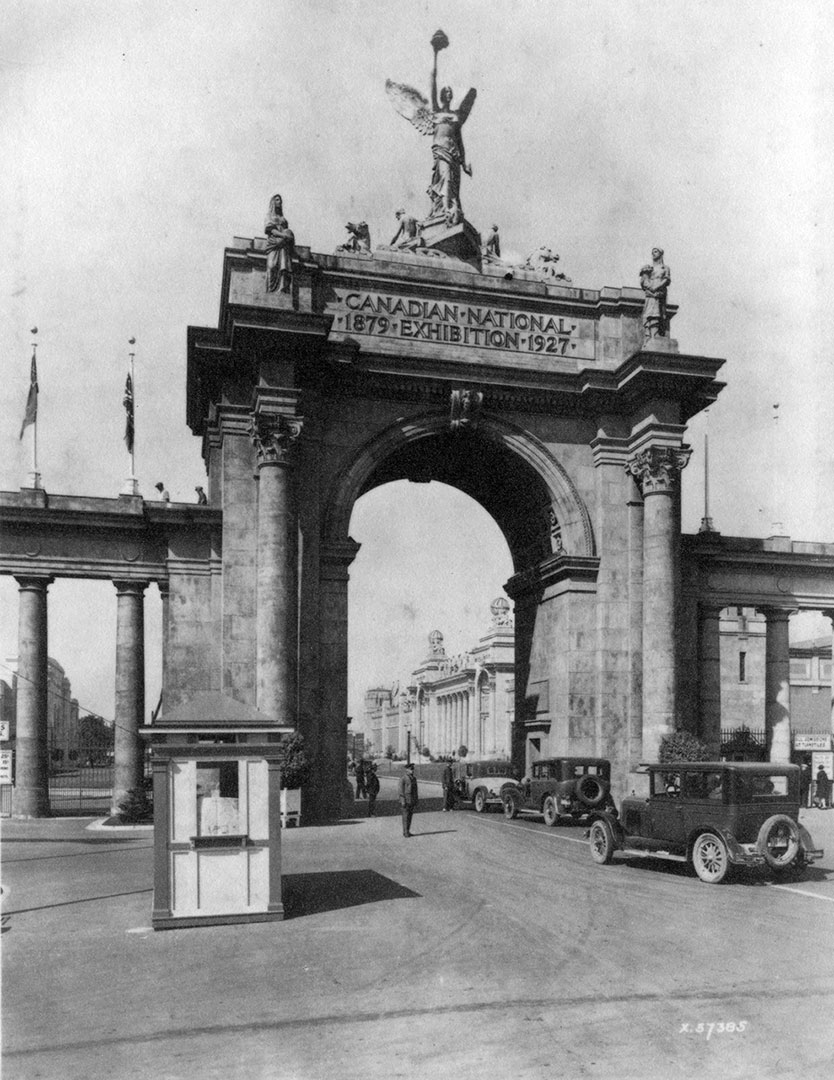 The Princes' Gates, 1929