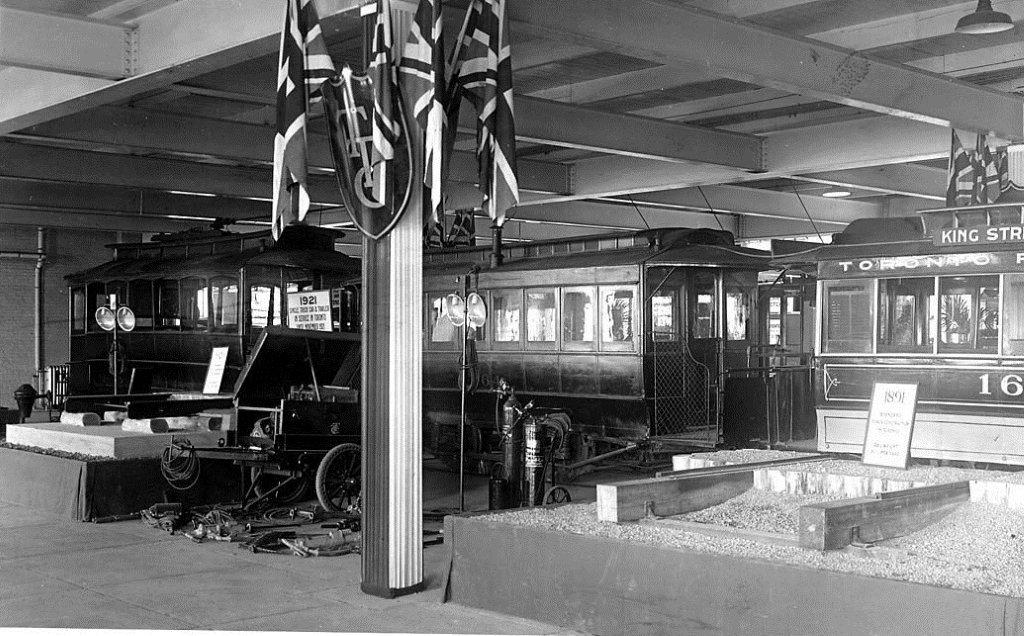 TTC Exhibit At The CNE, ca. 1931