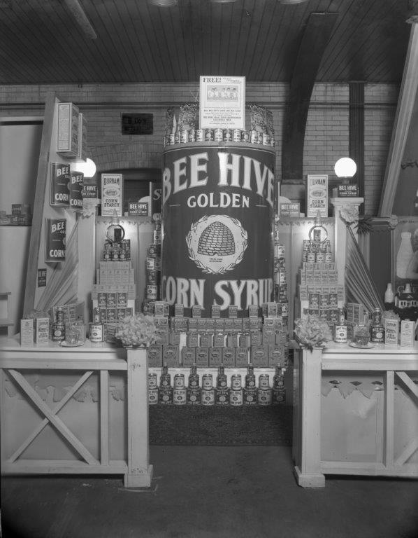 Bee Hive Display, 1936