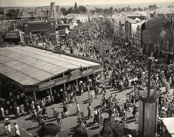 CNE Midway, 1939