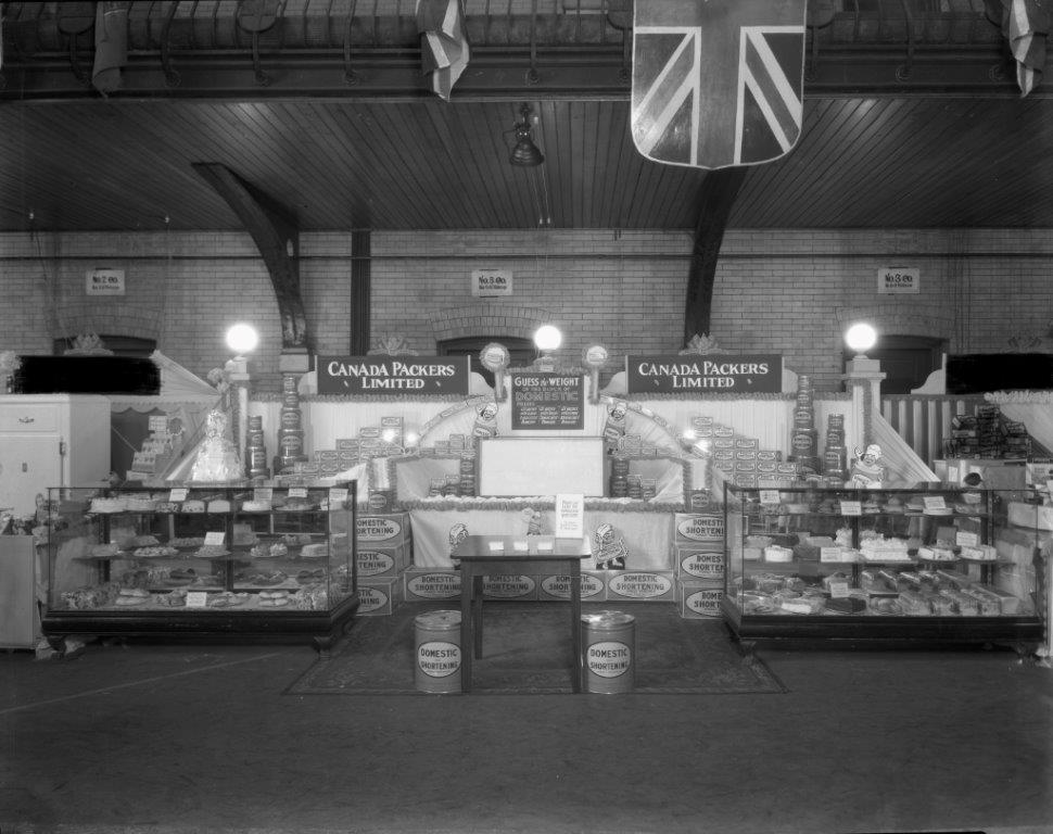 Canada Packers Display @ The CNE, 1936