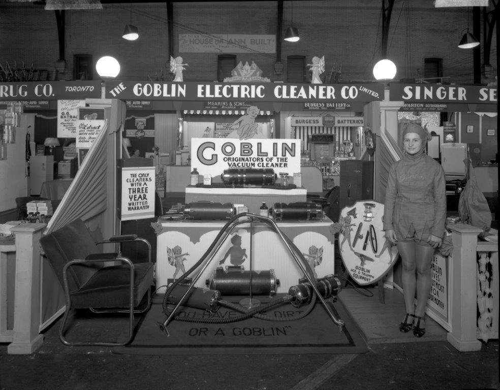 The Goblin Electric Display @ The CNE, 1937