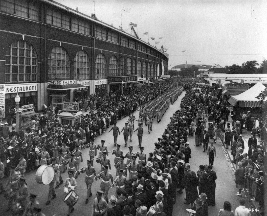 Armed Forces Parade, 1937
