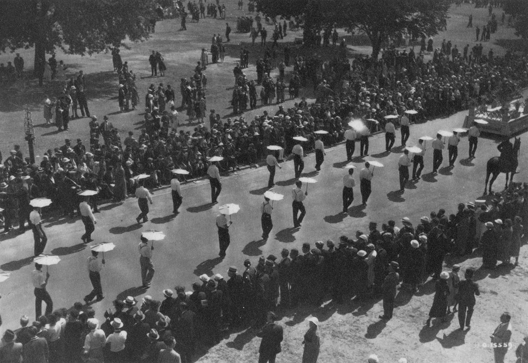 Labour Day Parade, 1930