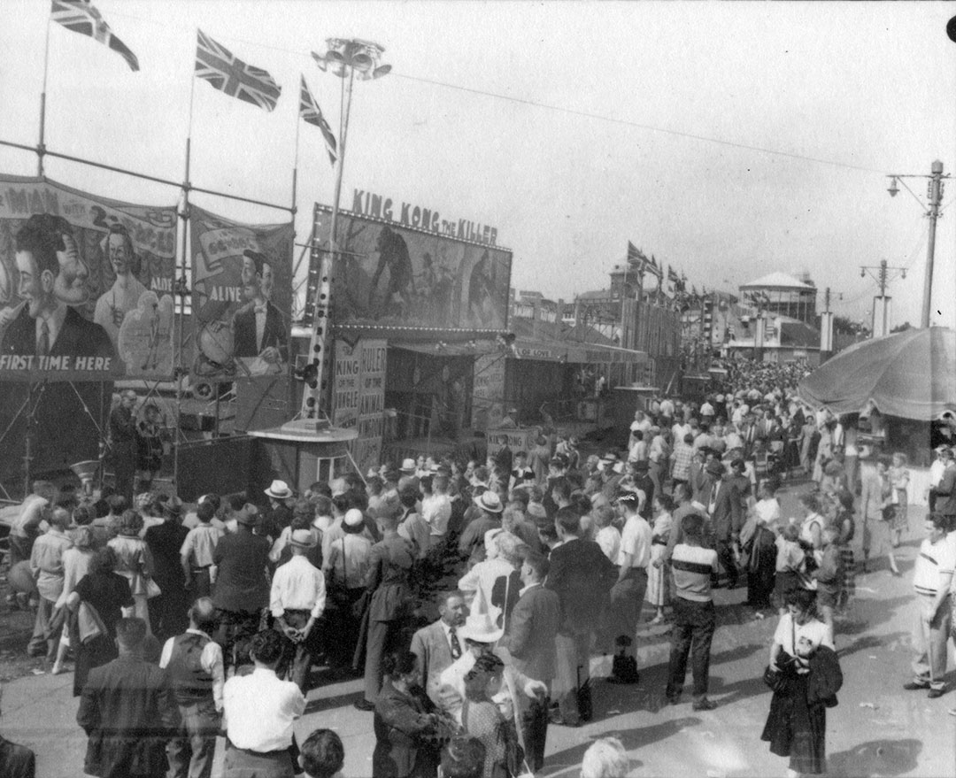 CNE Midway, 1947