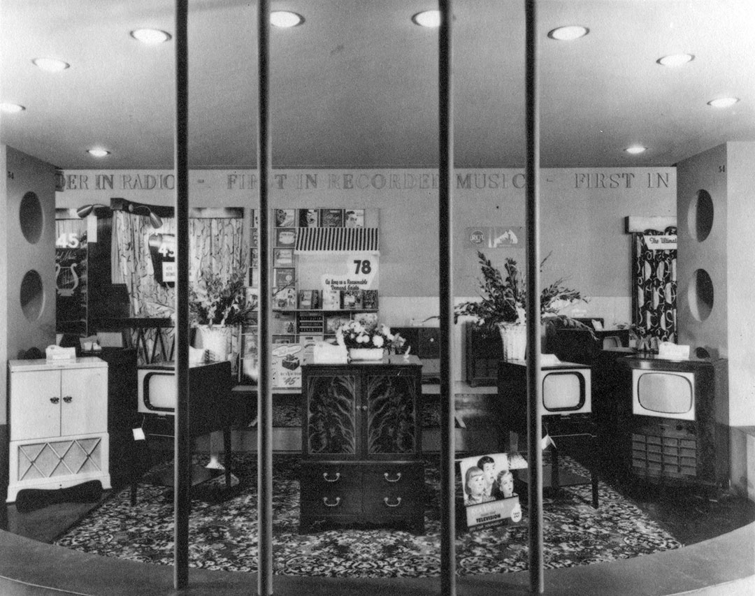 RCA Victor Display; ca. 1940
