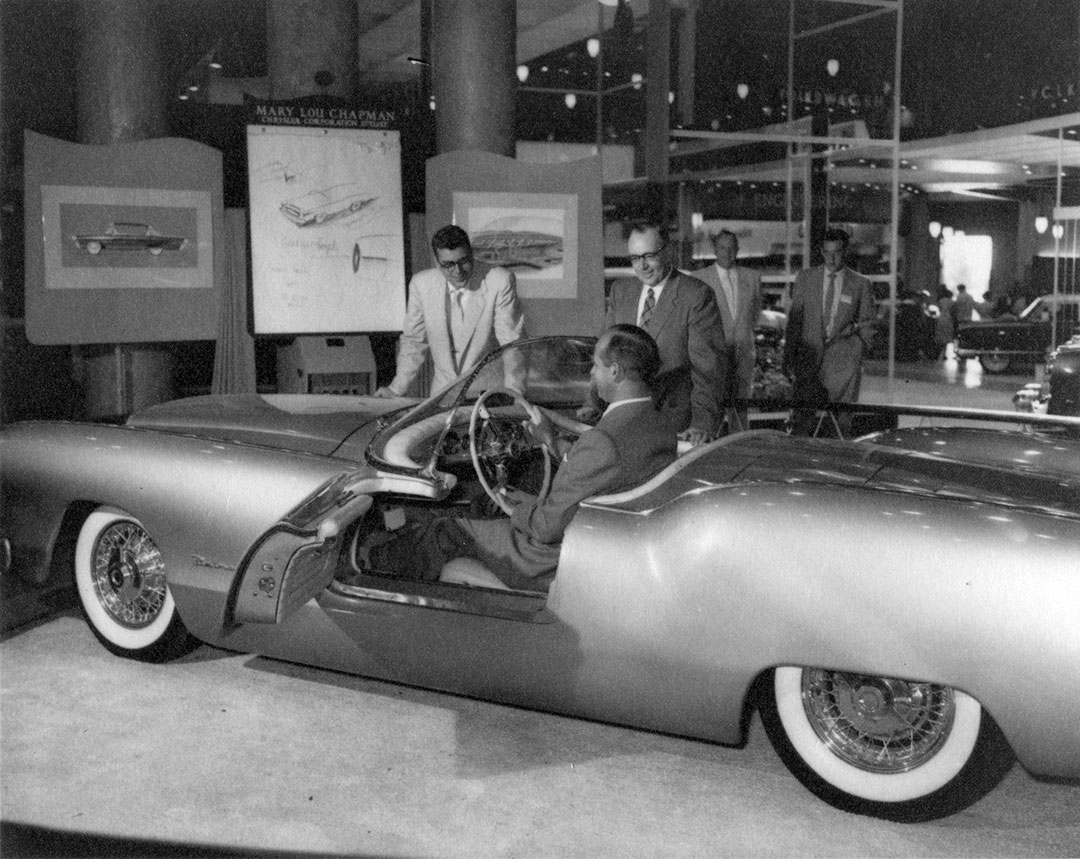 Experimental Chrysler Car, 1954