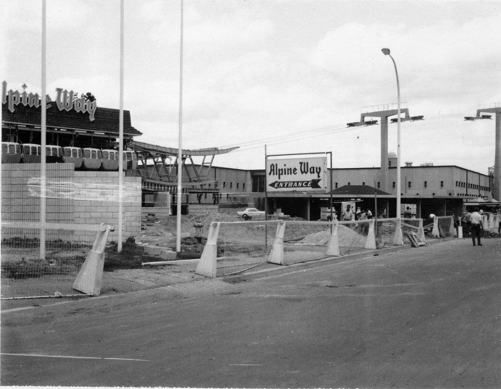 CNE Entrance To The Alpine Way, ca. 1966