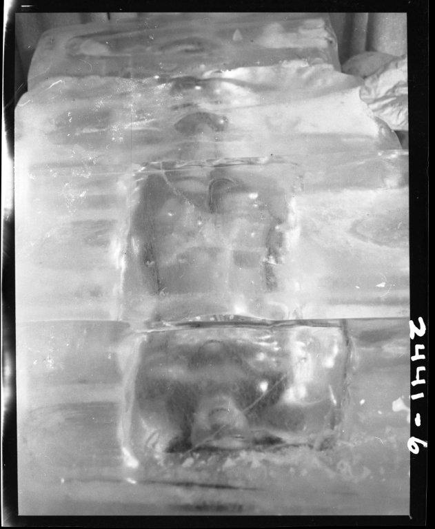 CNE Ice Maiden Frozen Over, 1965