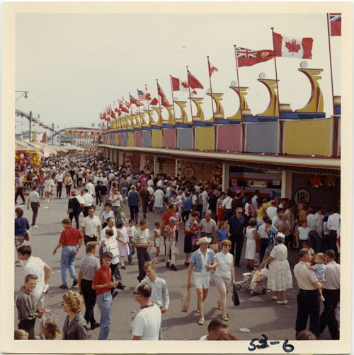 CNE Midway, 1965