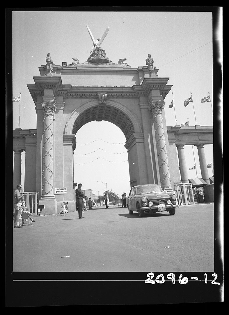 Princes' Gates, ca. 1960s