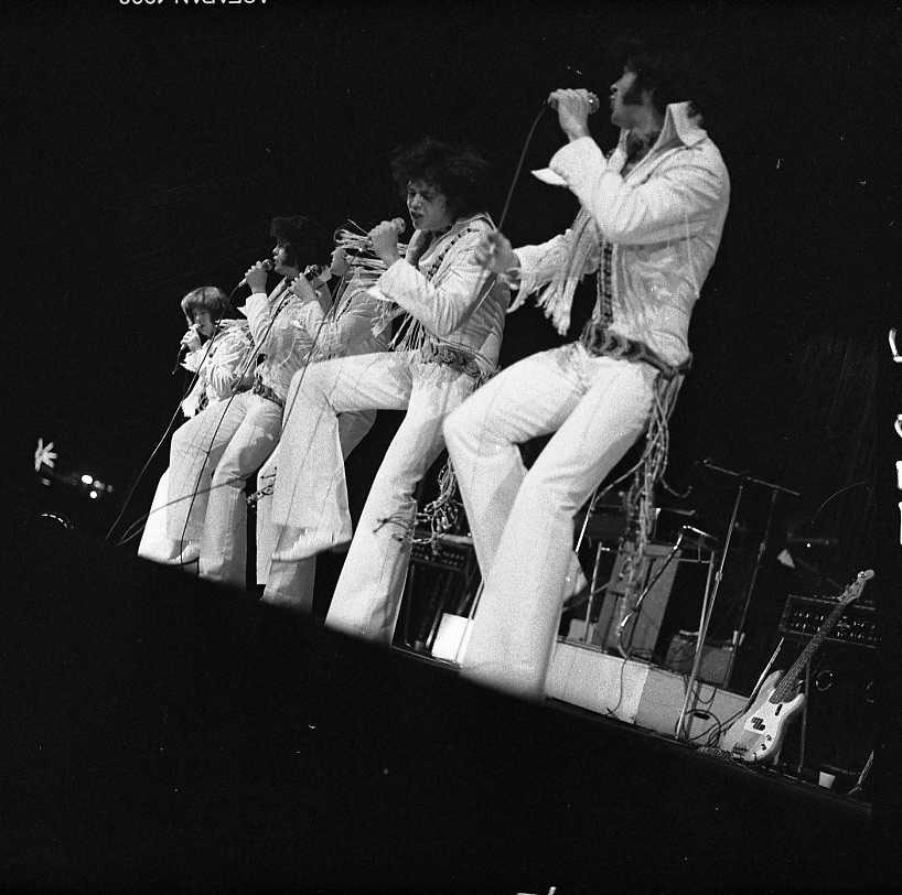 The Osmonds In Performance, 1971