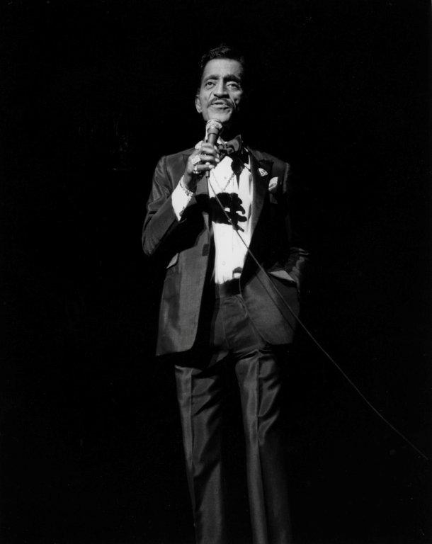 Sammy Davis Jr. @ The CNE, ca. 1980s