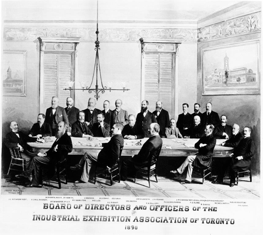 Directors  and  Officers, 1890-91