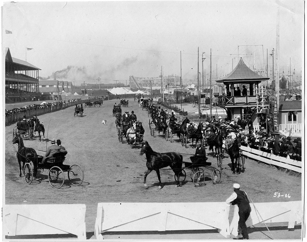 Horse Competition, 1906
