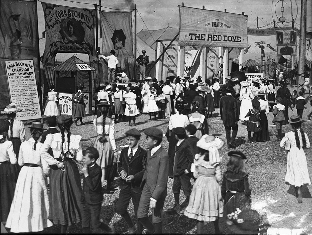 CNE Midway, 1904