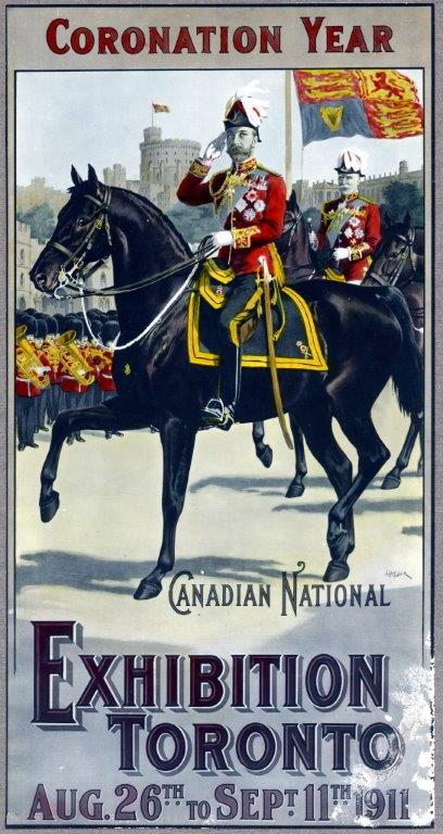 1911 Programme Cover
