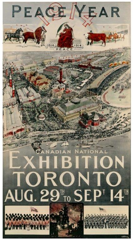 CNE 1914 Poster