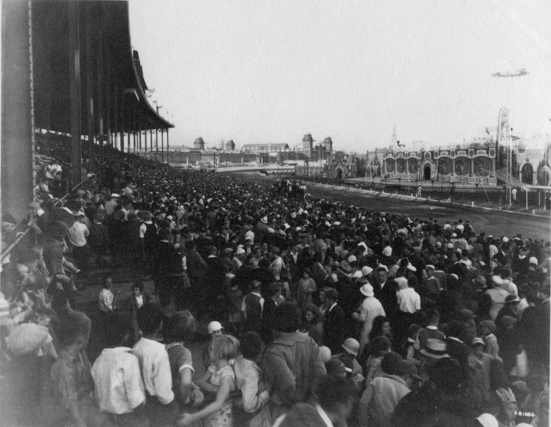 The Grand Stand,1933