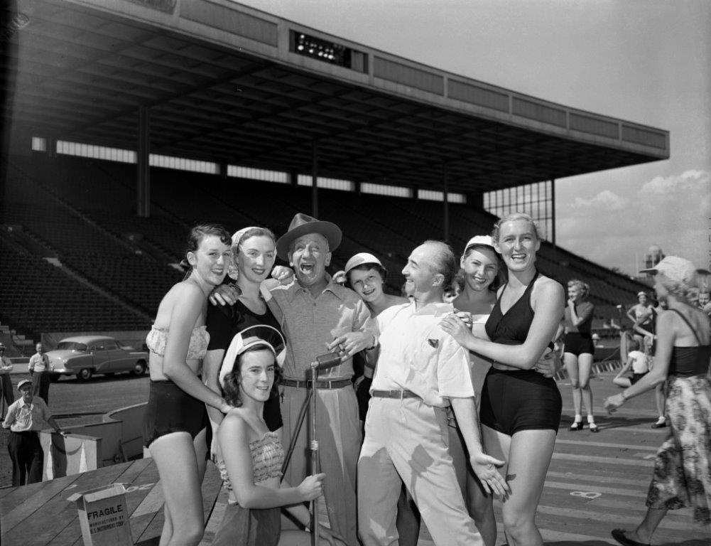 Jimmy Durante  and  Friends, 1951