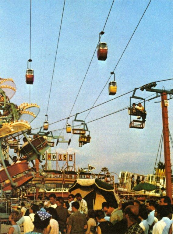 CNE Alpine Way, ca. 1968