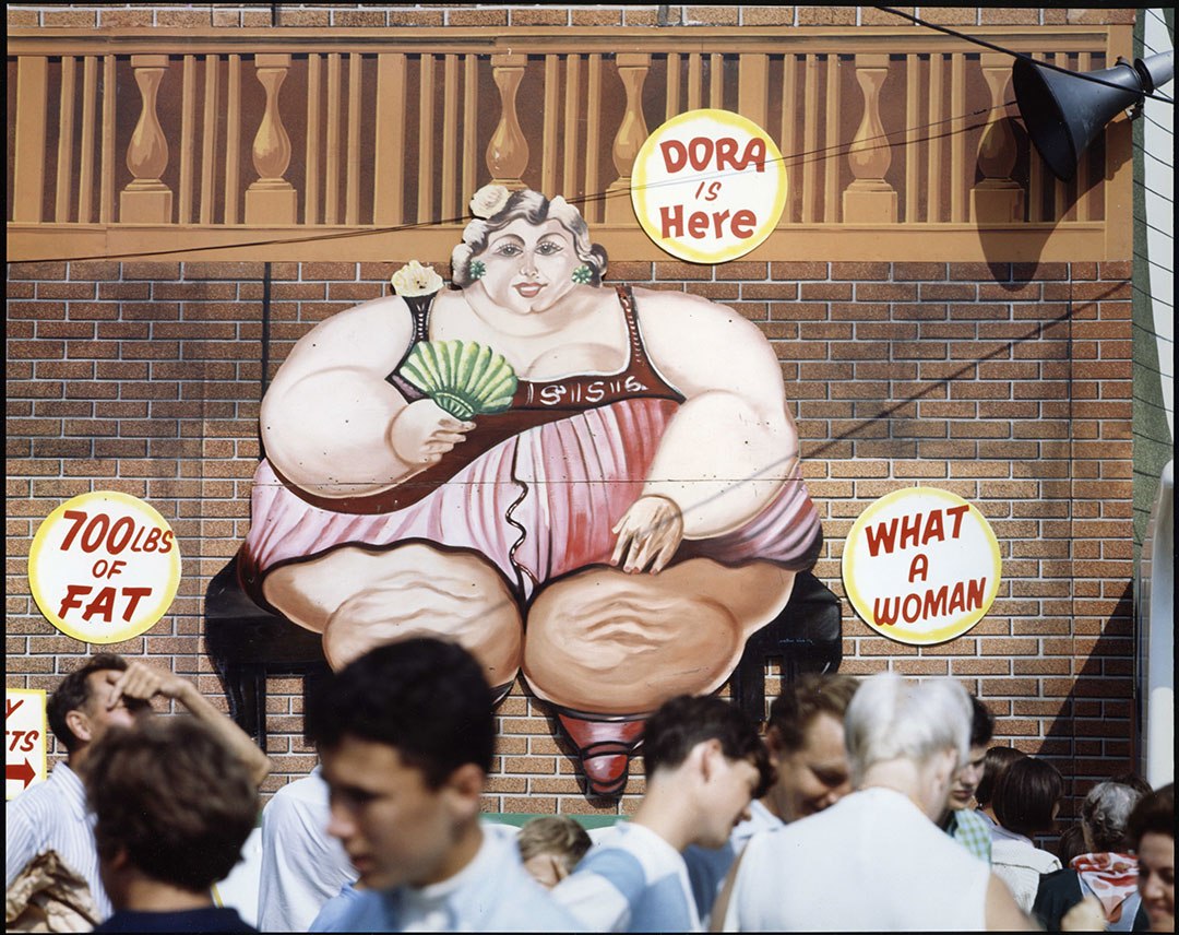 Dora: The  Great Weight  Woman, ca. 1960s