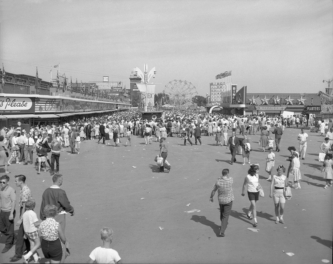 CNE Midway, 1961