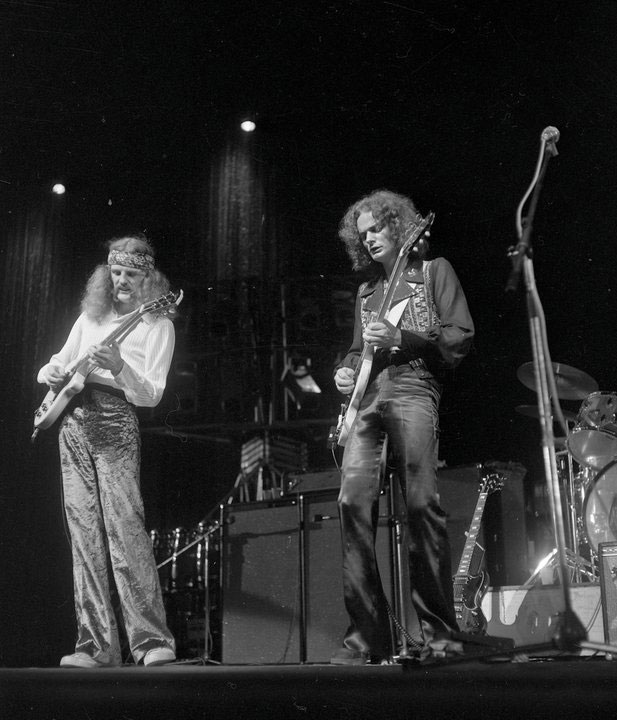 April Wine In Concert, August 31, 1973