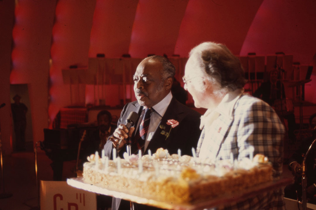 Count Basie Celebrating In 1976