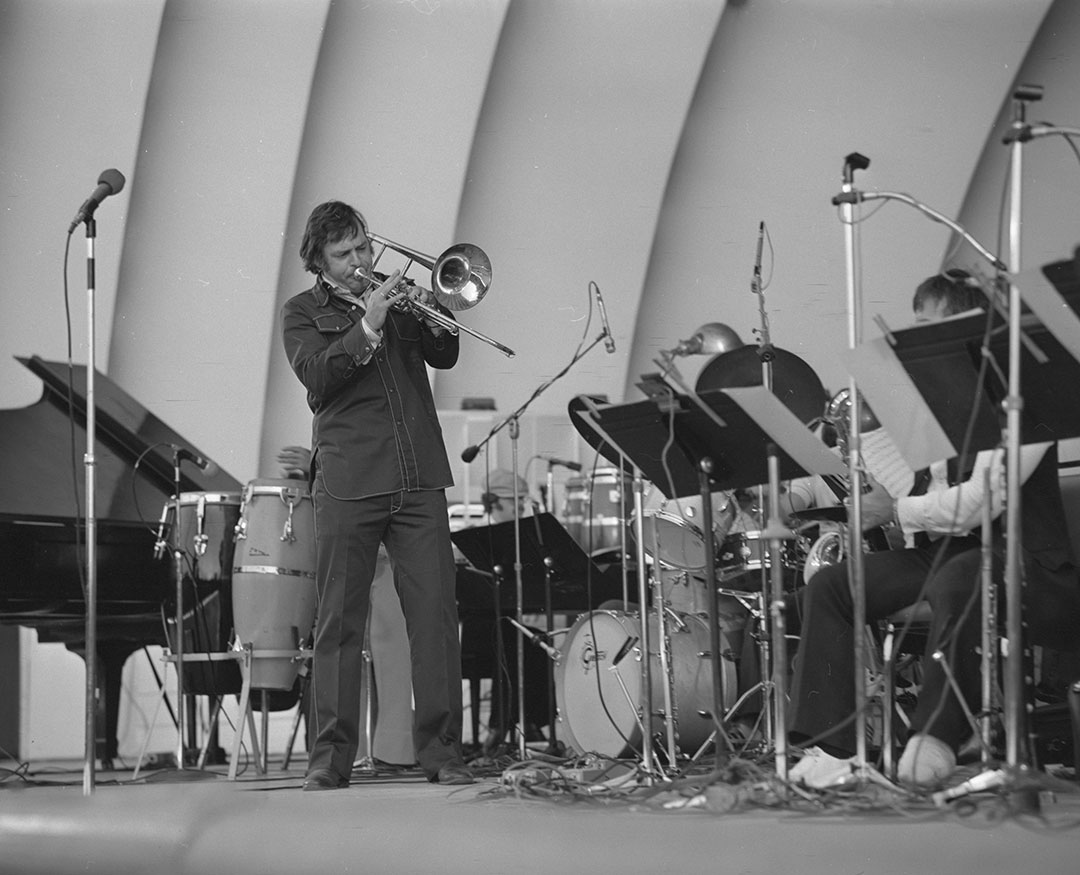 Rob McConnell And The Boss Brass, 1972
