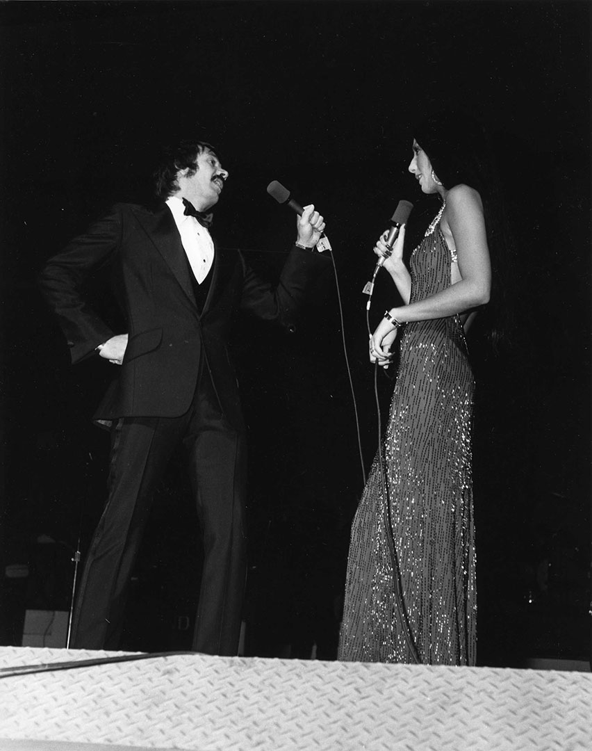 Sonny  and  Cher, 1972