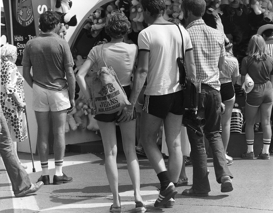 Fashion  and  Passion In The CNE Midway, ca. 1970